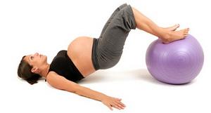 Беременность и пилатес