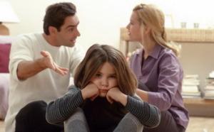 Дети и родители в разводе