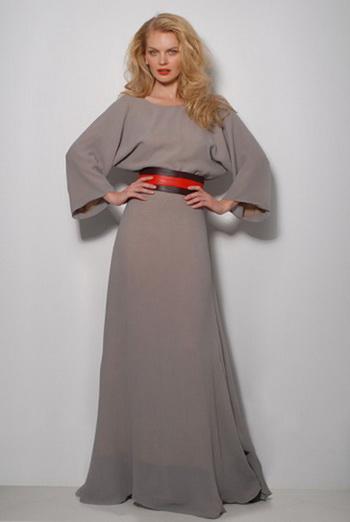 Макси платье для высоких