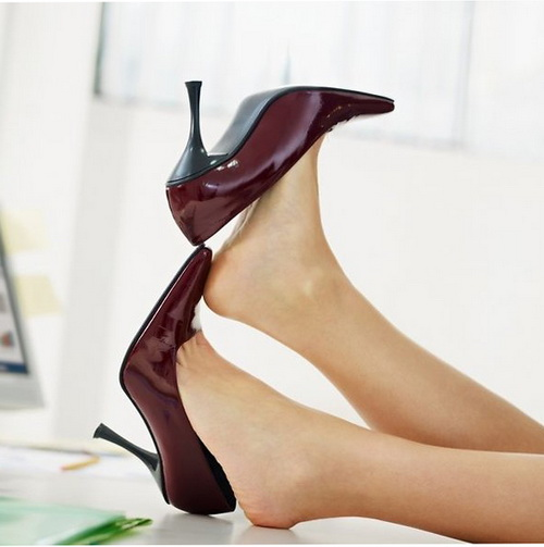 Новая обувь натирает ноги