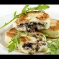 Постные картофельные котлеты с грибами рецепт