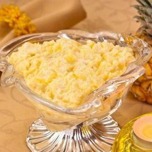 Салат ананас с сыром