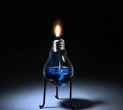 Экономная лампочка