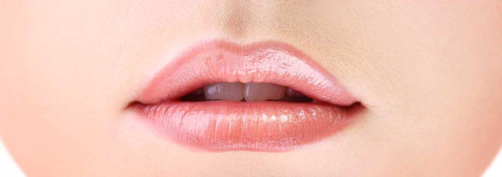 натуральная форма губ