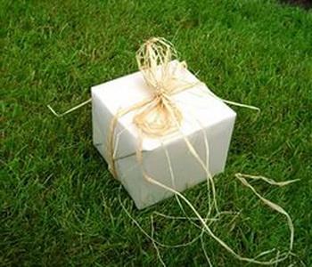 Как избавиться от подклада подарка