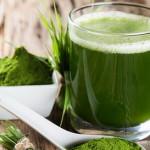 сок из водорослей