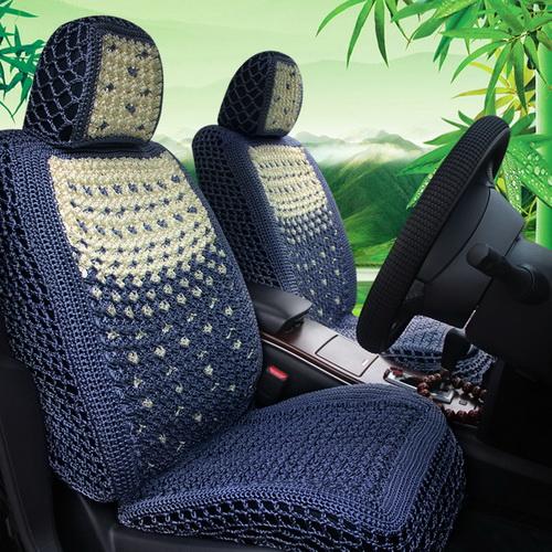 Вязаные чехлы для машины своими руками