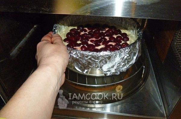 выпекание венского пирога