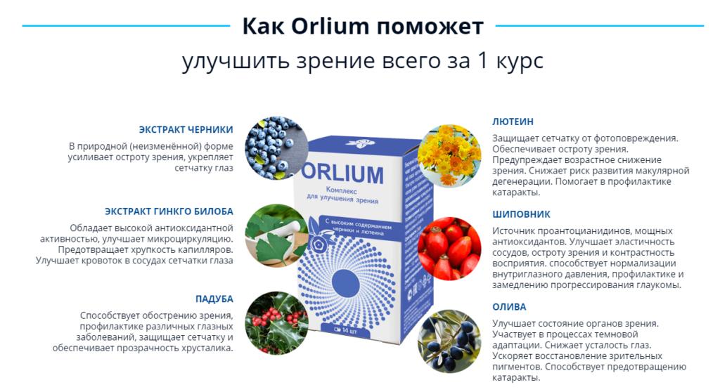 орлиум состав