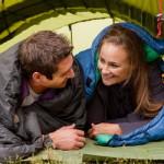 Согреться в палатке