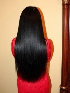 Волосы после применения Волоксина
