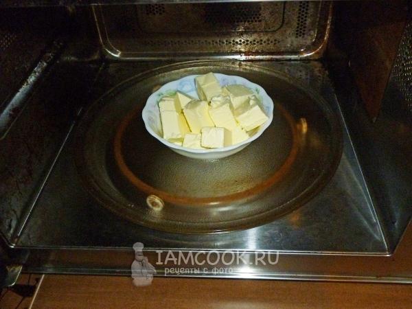 венский пирог с маслом