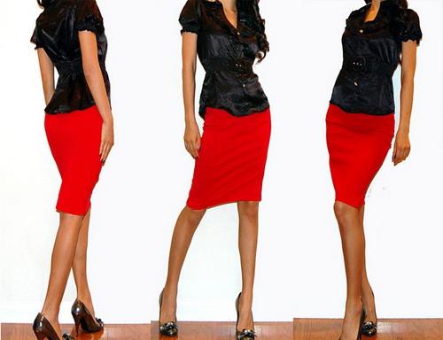 Красное - черное