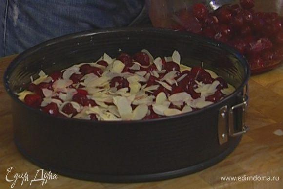 вишневый венский пирог от высоцкой
