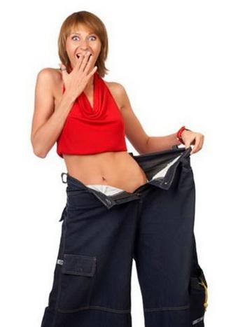 Супер брюки для похудения