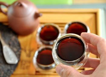 чай шу пуэр свойства