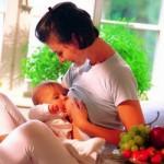 Диета для кормящих матерей