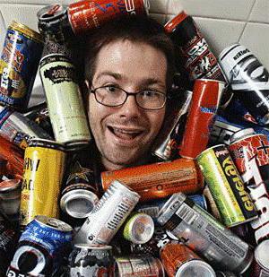 Энергетические напитки: вред или польза