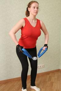 Эспандер упражнения