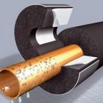 Защита труб от конденсата