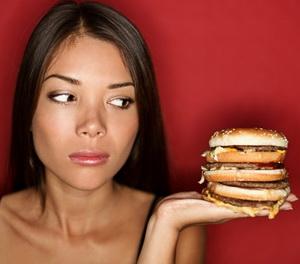 Как не думать о еде
