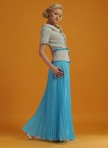 Как стирать и гладить юбку - плиссе