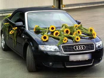 Машина для молодоженов