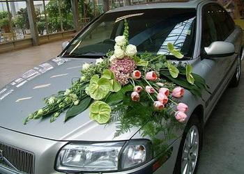как сделать украшение своими руками для свадебной машины своими руками