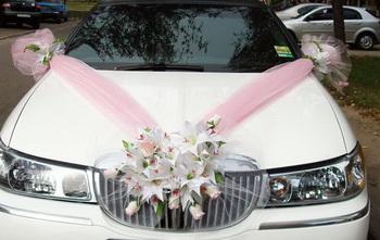 Свадебная машина своими руками