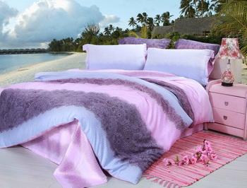 Какая ткань на постельное белье лучше