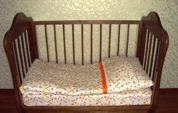 Какая ткань на постельное белье лучше для детей