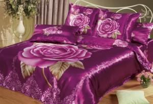 Какая ткань на постельное белье лучше: фото