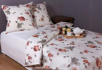 Ткань на постельное белье лучше