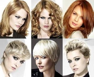 Какой цвет волос молодит