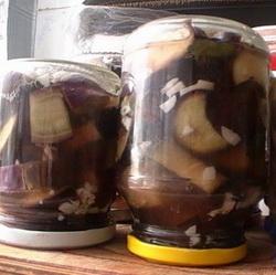 """Маринованные баклажаны на зиму """"Как грибы"""""""