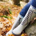 Модная женская обувь весны