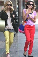 Модные джинсы этой весны