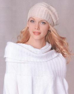 Модные головные уборы на весну