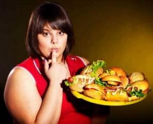 Толстая жена