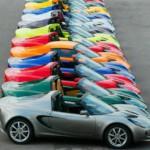 Выбираем правильный цвет автомобиля