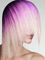 Прически для редких волос