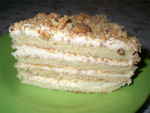 тортики рецепты с фото легкие