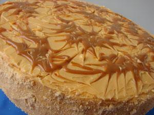 Рецепт торта простого «Прекрасная Мария»