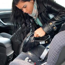 Пылесос в машину