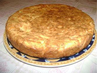 Дешевый пирог
