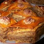 Рецепт медовой похлавы